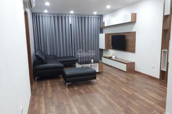 0777398999 cho thuê căn hộ cao cấp Goldmark City tòa R4 tầng cao 128m2 3PN full, giá 18tr/ tháng
