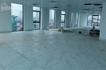 Cho thuê văn phòng trên phố Ngụy Như Kon Tum, DT 70m2 - 90m2 - 120m2 - 150m2, DT 190 nghìn/m2/tháng