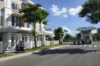 Cần bán gấp nhà phố Lovera Park, DT 5x15m, số nhà 35, hướng Đông Nam, giá 5 tỷ, View công viên