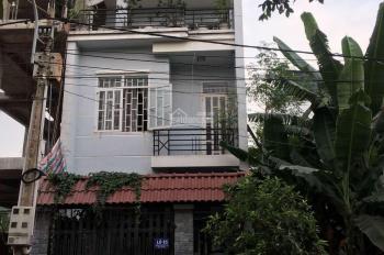 Bán nhà phố 3 tầng (đất 5x20m), lô E5, đường N6, khu dân cư Bình An, Bình Thắng, Dĩ An, Bình Dương
