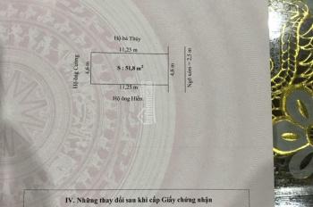 Bán nhà độc lập 2 tầng Vân Tra - An Đồng, có sân cổng riêng, hỗ trợ ngân hàng 70%