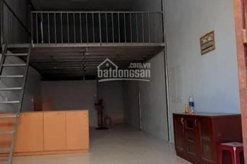 Cho thuê nhà cấp 4 có gác DT 4x12m, hẻm 4m ngay gần Hiệp Thành City giá 4tr/tháng, LH 0965625637