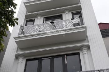 Bán nhà xây mới, ô tô đỗ cửa khu tập thể Len Nhuộm, Vạn Phúc, Hà Đông 39m2x5t giá 3,7 tỷ 0986136686