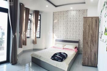 Phòng đẹp Thảo Điền full nội thất, giờ tự do, miễn phí máy lạnh wifi điện nước gas bếp nấu ăn