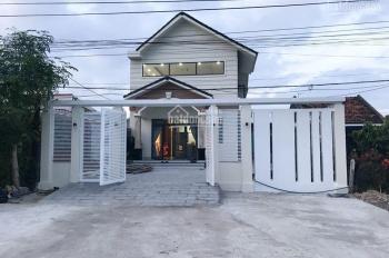 Chính chủ cần tiền bán gấp nhà mới xây, ngay Vĩnh Thạnh, Nha Trang.