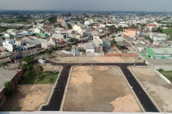 Đất sổ đỏ - xd tự do mt đường Vĩnh Lộc cạnh UBND Vĩnh Lộc B, Bình chánh - 30tr/m2 - vcb cho vay 50%