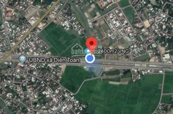 Cho thuê đất mặt tiền đại lộ Võ Nguyên Giáp, Diên Khánh, Khánh Hòa. Liên hệ: 0905.38.18.28