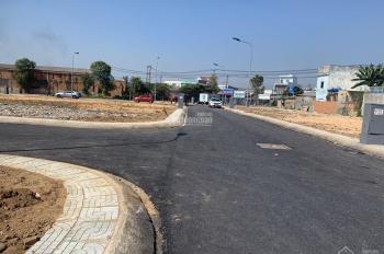 Bán đất KDC Sista Vĩnh Lộc, Bình Chánh, cách UBND 50m, sổ đỏ, xây tự do, điện nước âm hình thực tế