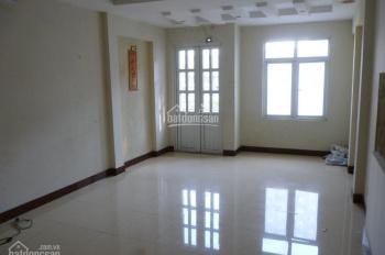 Cho thuê nhà mặt ngõ 381 Nguyễn Khang, Cầu Giấy. DT 55m2 x 4 tầng, ngõ rộng ô tô, giá 15 tr/th