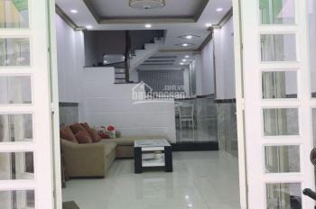 Cho thuê nhà hẻm xe máy, mới sửa, nở hậu 6m, 1 xẹt,  đường Nguyễn Đình Chính, Phường 8, Phú Nhuận