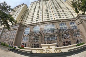 Chính chủ sang nhượng căn hộ Sài Gòn Mia sân vườn tầng 5 MT đường 9A giá 33tr/m2 0937080094