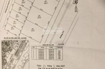 Bán đất biệt thự khu Bình Minh, phường 8, TP Vũng Tàu - 7.7 tỷ thương lượng (lô góc)