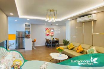 Cơ hội sở hữu căn hộ Eurowindow chỉ với 600 triệu đồng vay 0% LS tới 2 năm nhận nhà Q2/2020