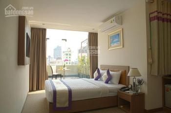 Bán gấp khách sạn hai sao mặt phố đường Nguyễn Thái Bình, P12, Tân Bình, giá 70 tỷ