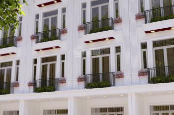 Dự án nhà phố liền kề ngay trung tâm thành phố, full nội thất, phù hợp đầu tư và định cư lâu dài