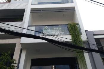 Bán nhà MT Cư Xá Nguyễn Trung Trực, Phường 12, Quận 10, DT: 4.4x20m, trệt 3 lầu, giá 18.3 tỷ