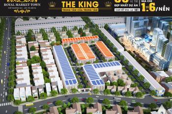 Mua đất thị xã, bán lại giá thành phố, dự án HOT nhất Thuận An