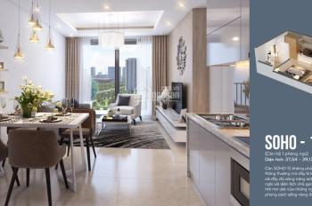 Cắt lỗ căn hộ Officetel cao cấp D'Capitale 38m2 giá 1,5 tỷ, nhận nhà ngay. LH 0977336858