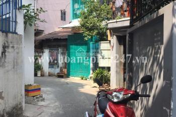 Bán nhà hẻm 1 xẹt Nguyễn Thượng Hiền, P3, Gò Vấp lửng 2 lầu