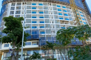 Cần sang nhượng lại căn hộ 2PN 2WC, view biển cảng và thành phố tuyệt đẹp của dự án Gateway VT....