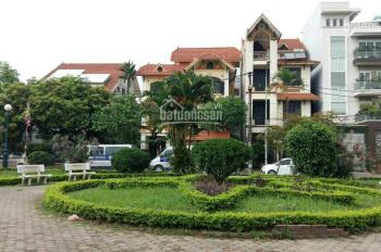 Bán biệt thự 300m2 phố Nguyễn Công Thái view vườn hoa - Khu đô thị Đại Kim