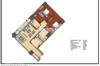 Chính chủ cần bán cắt lỗ căn góc 3 phòng ngủ sáng, tòa R3 vip nhất dự án, dt 157m2. Lh:0988942995