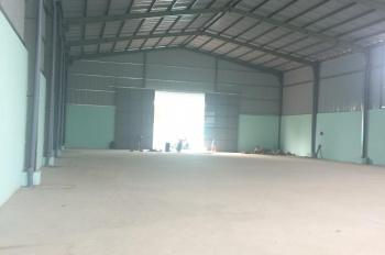 Cho thuê kho xưởng đường Tỉnh Lộ 10, Bình Tân - Diện tích: 1000m2  - Giá: 65 triệu/tháng