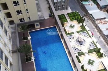 Cho thuê Saigon Mia căn góc 2PN + 2WC full nội thất giá 10tr/th. LH 0914647097