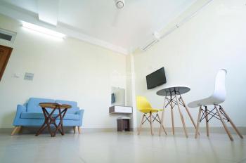 Albushome - căn hộ giá rẻ mới xây 100% như hình, 40m2, gần công viên phần mềm Quang Trung