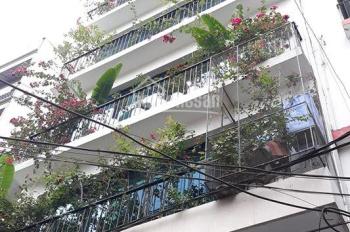 Lãi dòng 120 triệu/tháng, mặt phố Nguyễn Khắc Hiếu, 85m2 x 9 tầng x mặt tiền 5.1m. Bán gấp 30 tỷ