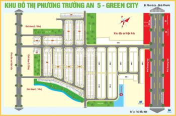 Đất Gần KCN VSIP 2 KCN Tân Bình Chỉ 500tr/nền Sổ hồng riêng, Thổ cư 100%