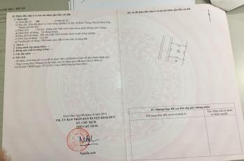 Bán đất dịch vụ Lai Xá Hoài Đức diện tích 150m2 mặt tiền 12m. LH 0975048799