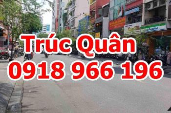 Bán nhà mặt tiền đường Nguyễn Đình Chiểu, Phường 04, Quận 5 ( 4m x 17m) Giá 31 tỷ LH 0918 966 196