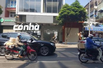 Cho thuê nhà mặt tiền đường Điện Biên Phủ, Q10, DT 8.8x24m, nở hậu 14m. Lửng 3 lầu, đủ tiện nghi