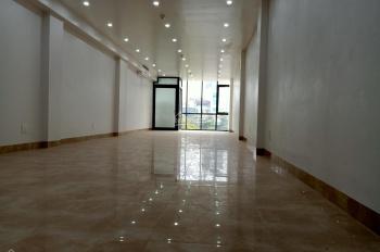 Cho thuê văn phòng 419 phố Nguyễn Khang, Cầu Giấy. DT 75m2 thông sàn, MT 5m, 14tr/th ô tô đỗ cửa