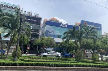 Cho thuê nhà MT Bàu Cát - Trương Công Định, P.14, Q.Tân Bình. DT: 8x16m trệt 3 tầng, giá: 130tr/th