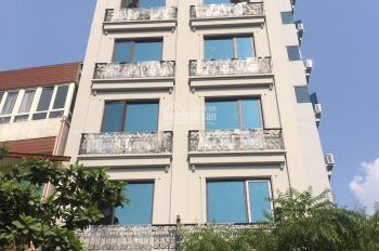 Bán tòa 9 tầng 70m2, mặt phố Đường Bưởi, Ba Đình 23.5 tỷ, mặt tiền rộng 7m tiện kinh doanh