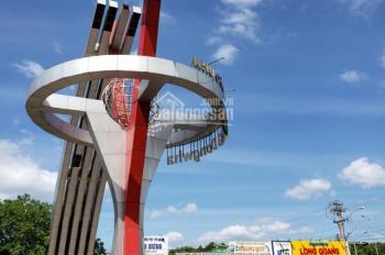 đất tái định cư 355tr/lô full TC SHR trong KCN Minh Hưng 3 đường 32m dân cư đông 0902846806