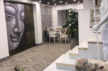 Bán khách sạn đường Xuân Diệu phường 4 Quận Tân Bình_8x20m, công nhận 160m2,hầm,6 lầu.Giá bán 36tỷ