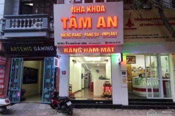Cho thuê mặt bằng kinh doanh Thanh Xuân, Hà Nội