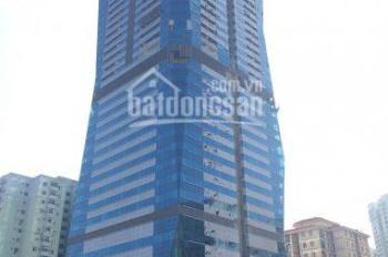 Cho thuê văn phòng 386m2 tòa nhà Diamond Flower, ô góc 2 mặt thoáng Hoàng Đạo Thúy, Thanh Xuân