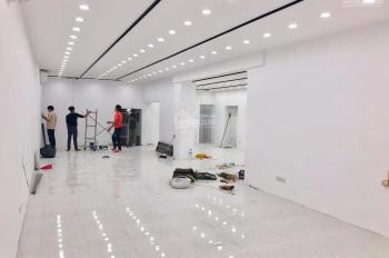 Cho thuê nhà mặt phố Giải Phóng, 170m2 x 8 tầng, mặt tiền 8m, thông sàn, có thang máy, cho thuê lẻ