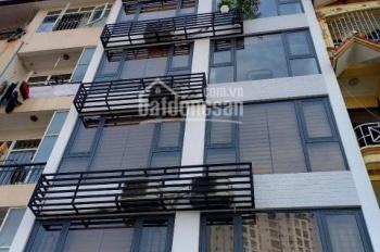 Bán nhà  mặt phố Trần Quốc Hoàn ,Tô Hiệu dt 60 m2 x 7 t thang máy mới đẹp giá 26 tỷ