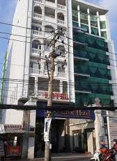 Bán căn hộ DV cao cấp người nước ngoài đường Cộng Hòa, P4 Tân Bình, 8x20m, trệt 7 lầu, 1100m2 sàn