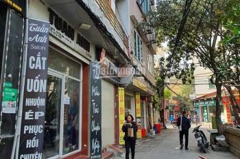 Bán nhà phố Trần Duy Hưng, giáp quận Thanh Xuân, Hà Nội. Giá 7.3 tỷ
