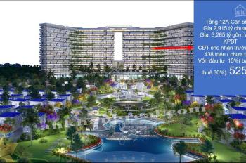 Mua căn hộ Cam Ranh Bay chỉ với 525 triệu cùng với nhiều ưu đãi, LH: 090.26.24.251