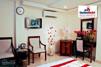Khách sạn 42 phòng mặt tiền Trương Định gần chợ Bến Thành, Q.1 (MS: NH-0018244)