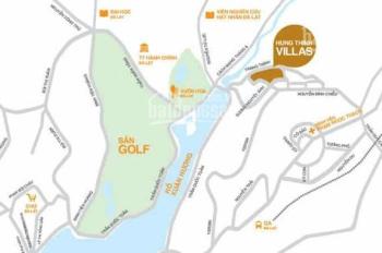 Đất xây biệt thự Đà Lạt Hưng Thịnh Villas, giá cực tốt dịp cuối năm chỉ 20 triệu/m2