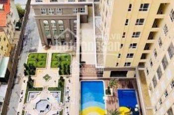 Bán căn 1PN tầng cao CH Sài Gòn Mia Trung Sơn giá rẻ 2.5 tỷ bao thuế phí LH 0911.460.747