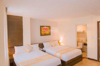 Bán khách sạn 3 sao góc 2 mặt tiền đường Phạm Ngũ Lão - Bà Triệu, DT 13,3 x 18,4m, giá 115 tỷ TL
